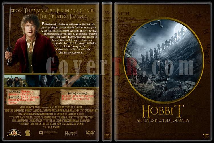 Lord of the Rings DVD Cover Set (Deneme)-44jpg