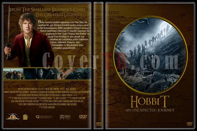 Lord of the Rings DVD Cover Set (Deneme)-standardjpg