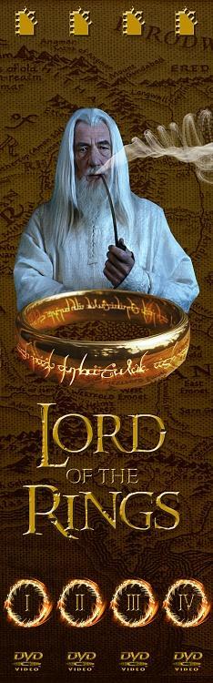 Lord of the Rings DVD Cover Set (Deneme)-spsinejpg