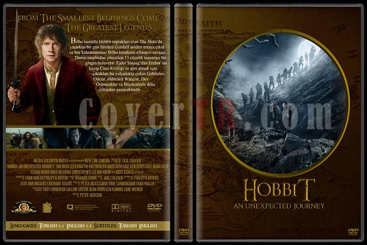 Lord of the Rings DVD Cover Set (Deneme)-00jpg