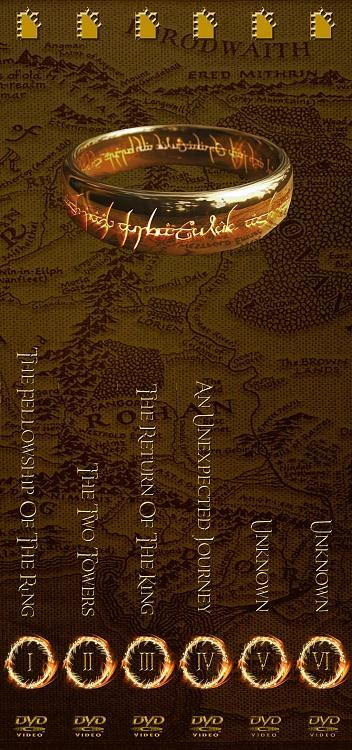 Lord of the Rings DVD Cover Set (Deneme)-spsjpg