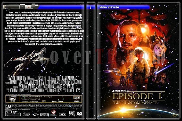 Star Wars - DVD Cover Set-222jpg