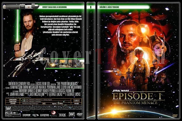 Star Wars - DVD Cover Set-01jpg