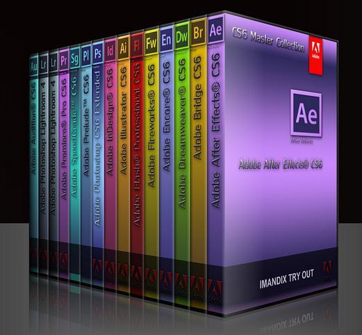 Adobe cs6 boxset çalışması-sdjpg