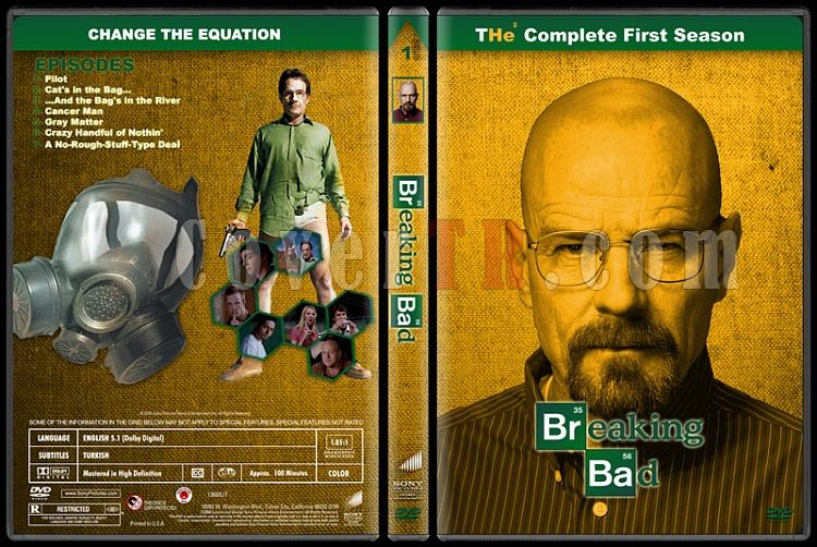 Breaking Bad - DVD Cover Set (Deneme)-0jpg