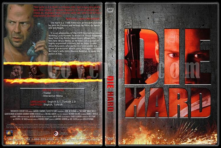 Die Hard (Zor Ölüm) Collection-10jpg