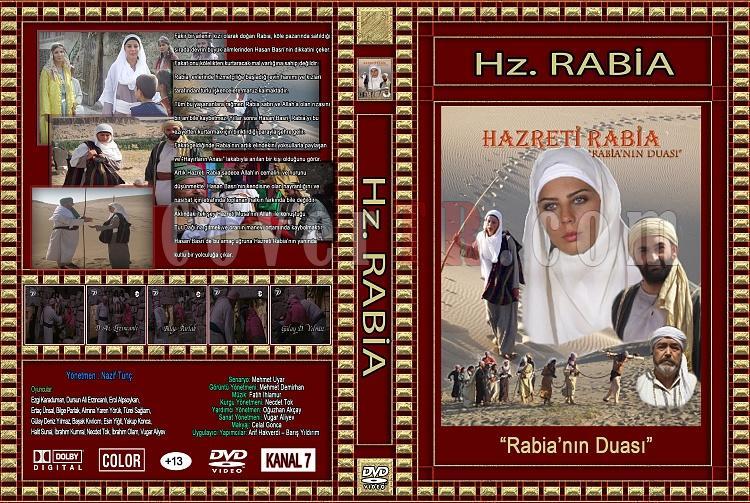 The Blessed Saint Mary - (Hz.Meryem)-hz-rabia-dvdjpg