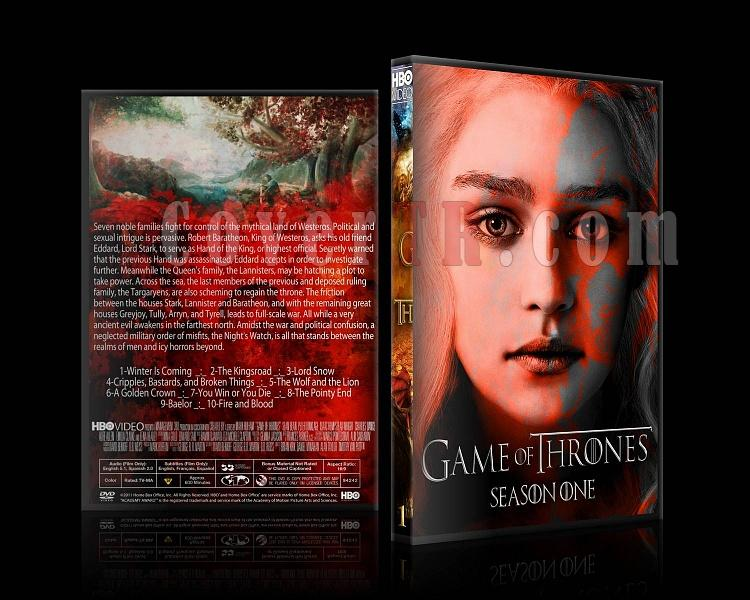 Game of Thrones cover set-0hptjpg