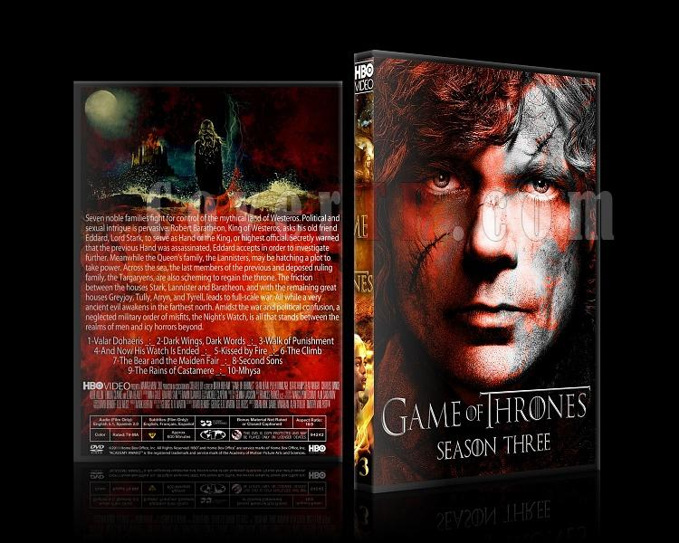 Game of Thrones cover set-7o1rjpg