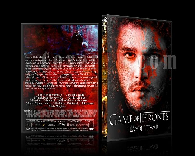 Game of Thrones cover set-tlr4jpg