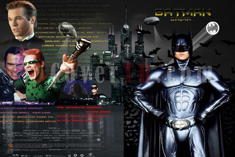 Batman - DVD Cover Set-batman-daima-dvd-cover-turkcejpg