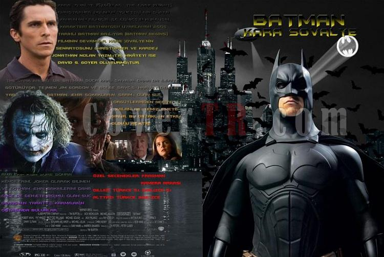 Batman - DVD Cover Set-5jpg