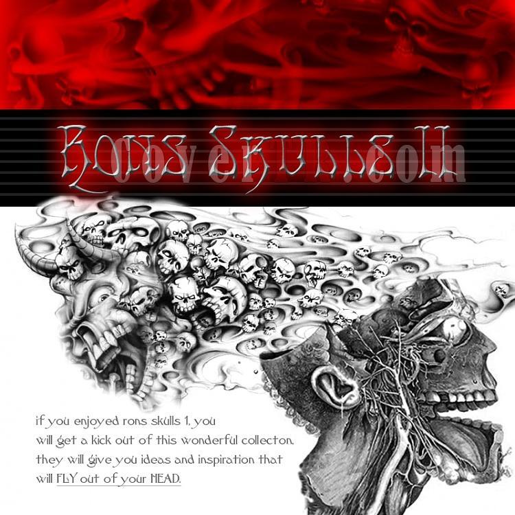Ron's Skulls II-rons_skulls_ii_1jpg