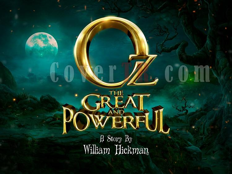 Oz the Great and Powerful (PSD)-1jpg