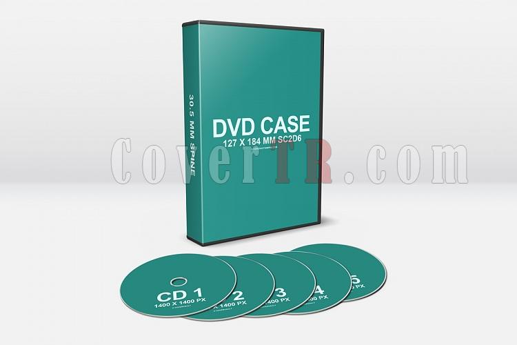 5 - CD Dvd Case PSD Mockup-5-cd-dvd-case-psd-mockupjpg