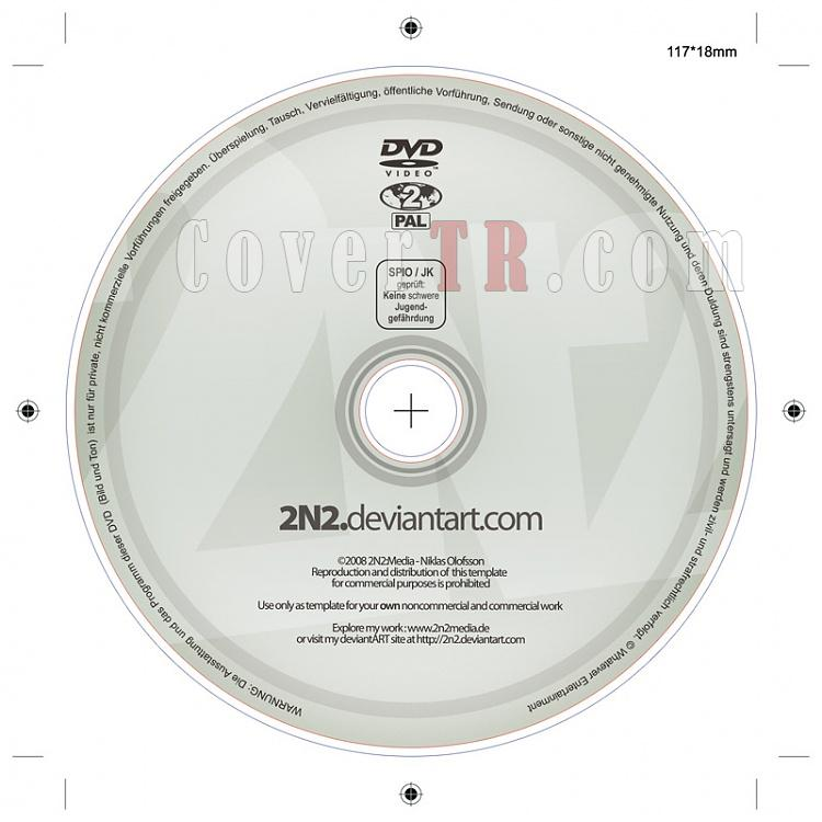 DVD Label - PSD Template-dvd_label_previewjpg