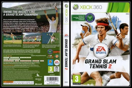 Grand Slam Tennis 2 - Scan Xbox 360 Cover - English [2012]-grand-slam-tennis-2-scan-xbox-360-cover-picjpg