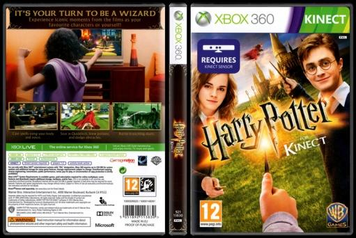 Harry Potter for Kinect - Scan Xbox 360 Cover - English [2012]-harry-potter-kinect-scan-xbox-360-cover-picjpg