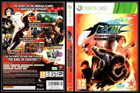 The King of Fighters XIII - Scan Xbox 360 Cover - English [2011]-king-fighters-xiii-picjpg
