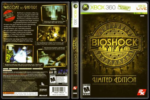 BioShock (Limited Edition) - Scan Xbox 360 Cover - English [2007]-bioshock-limited-editionjpg