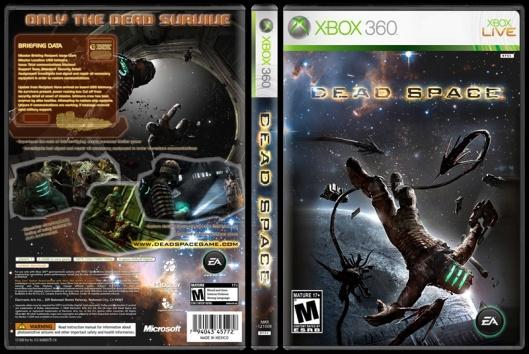 Dead Space - Custom Xbox 360 Cover - English [2008]-onizlemejpg