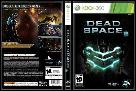 Dead Space 2 - Custom Xbox 360 Cover - English [2011]-onizlemejpg
