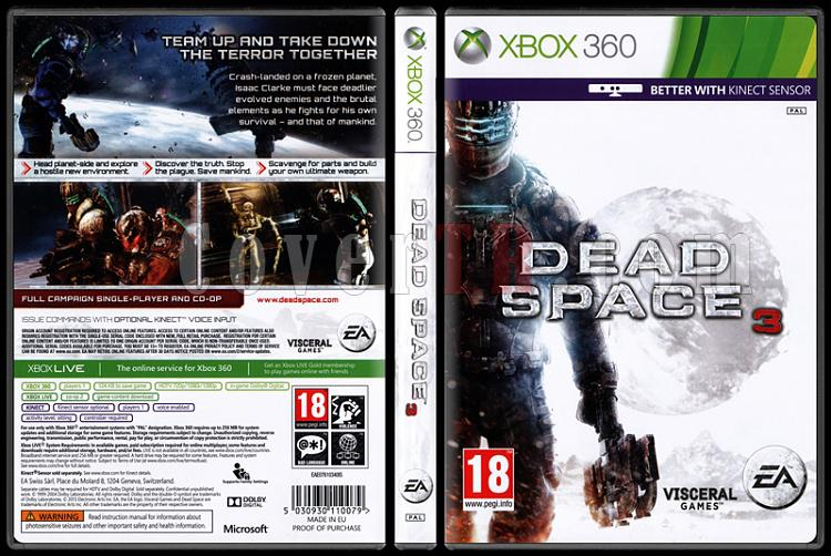 Dead Space 3 - Scan Xbox 360 Cover - English [2013]-dead-space-3jpg