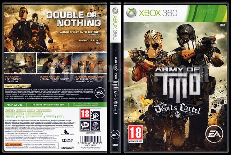 Army of Two: The Devil's Cartel - Scan Xbox 360 Cover - English [2013]-army-two-devil-s-carteljpg