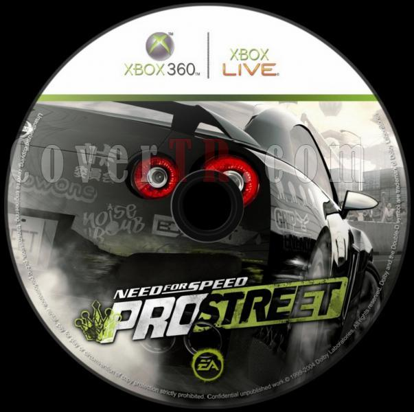 Need for Speed ProStreet - Custom Xbox 360 Dvd Label - English [2007]-need_for_speed_prostreet_dvd_label2jpg