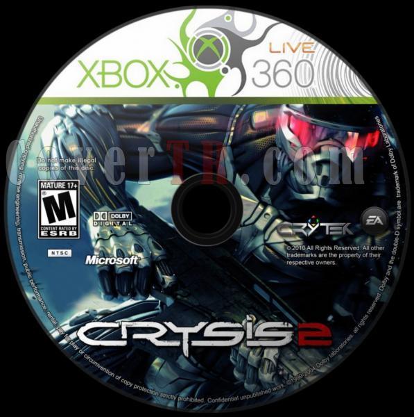 Crysis 2 - Custom Xbox 360 Dvd Label - English [2011]-crysis_2_xbox_360_label1jpg