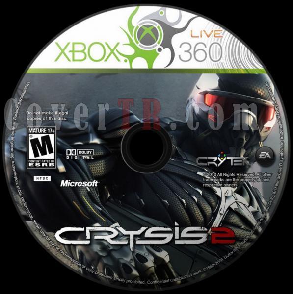 Crysis 2 - Custom Xbox 360 Dvd Label - English [2011]-crysis_2_xbox_360_label2jpg