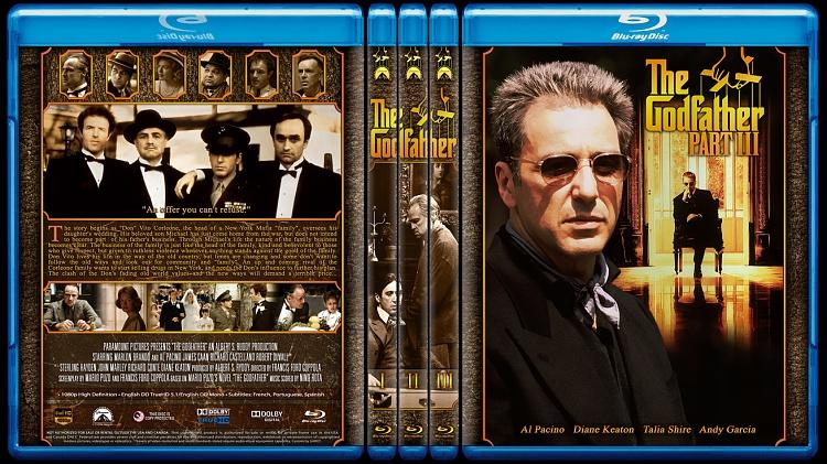 Godfather 3 DVDrip